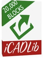 Block Library For AViCAD