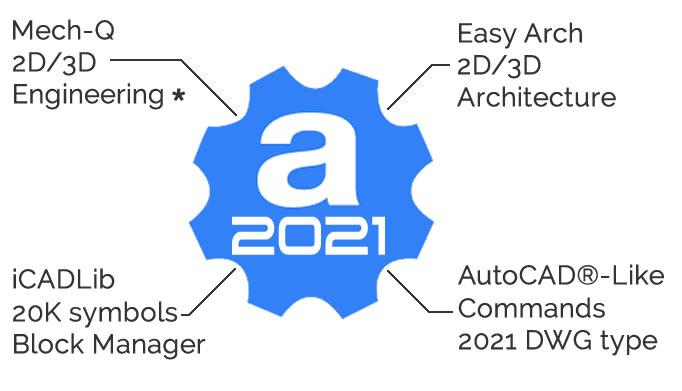 AViCAD 2021